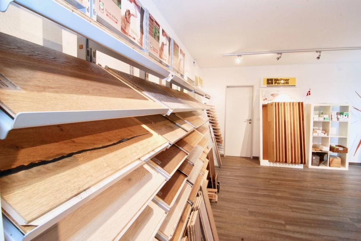 Unsere Fußboden-Ausstellung in Kiel Heikendorf
