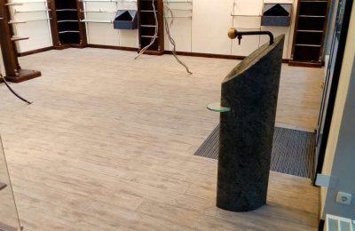 Verlegung Von Teppichboden In Holzoptik